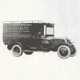 One of the first Berliet truck with a diesel engine in 1928