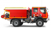 Renault Trucks D Firefighters