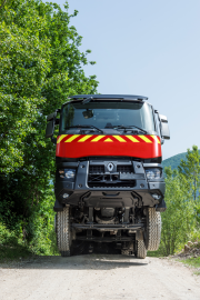 Renault Trucks C Firefighters