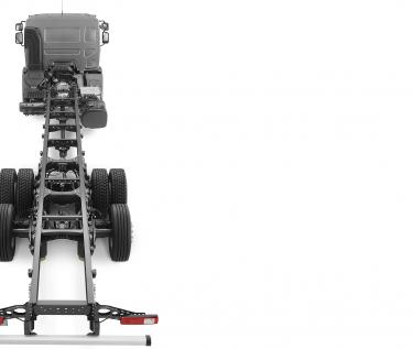 Renault Trucks D Wide chassis