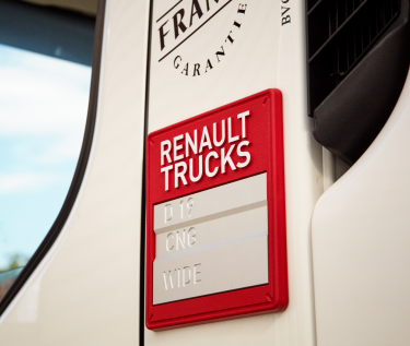 Renault Trucks D Wide CNG